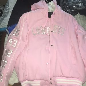 Dallas Cowboy jacket NWT XL